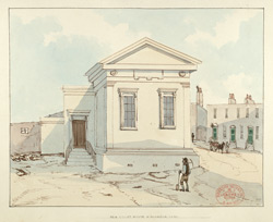 New Court House, Woolwich, 1841